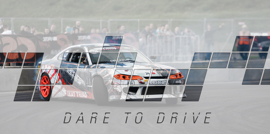 Dare to Drive photo geometry